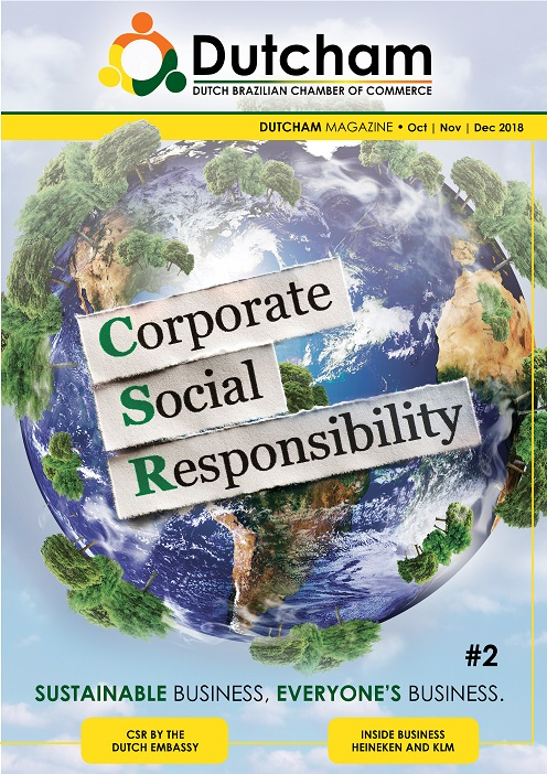 Magazine #2 - Corporate Social Responsibility