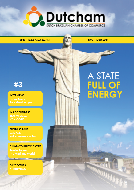 Magazine #3 - A state full of energy (Special on Rio)