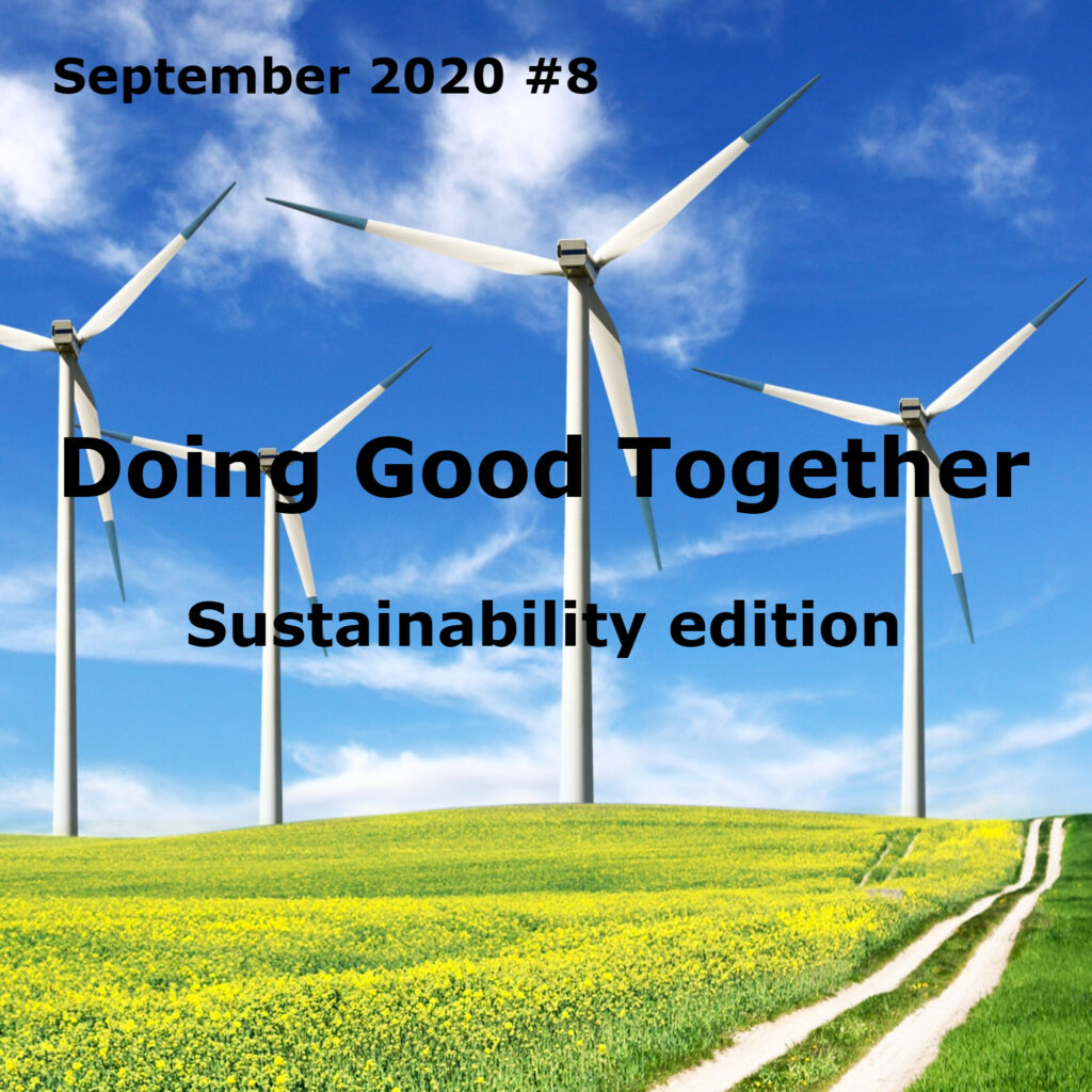DGT #8 - Sustainability edition