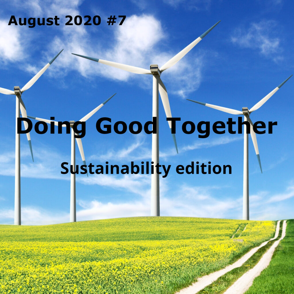 DGT #7 - Sustainability edition